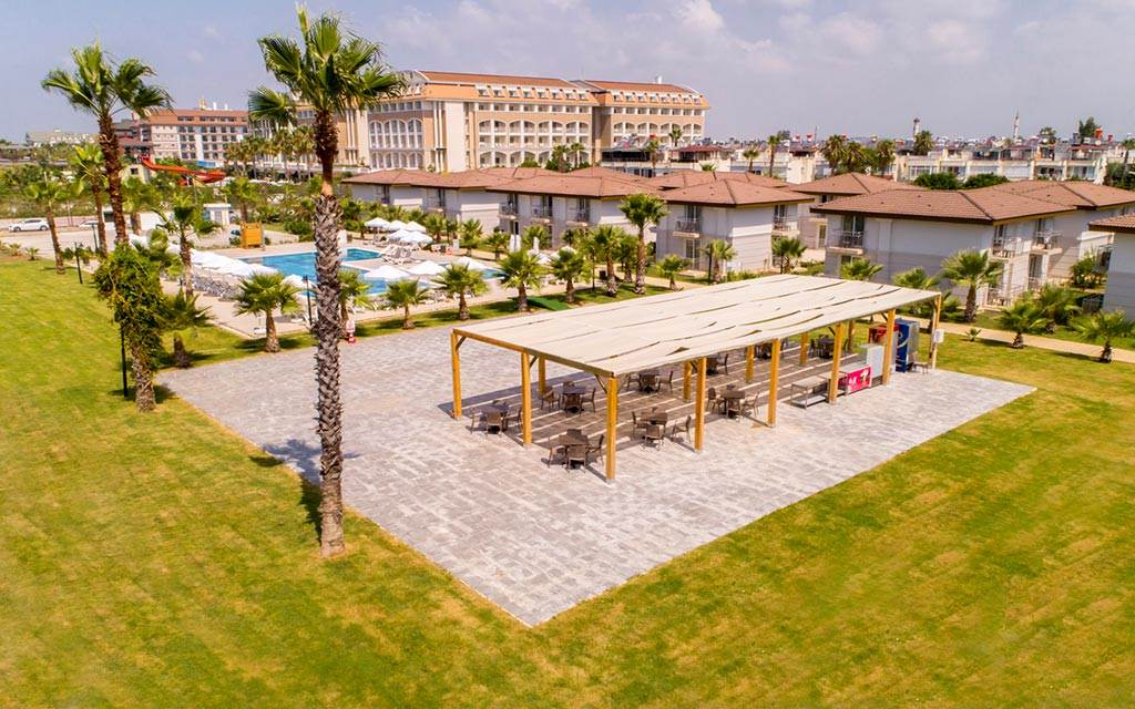 CRYSTAL BOUTIQUE BEACH RESORT